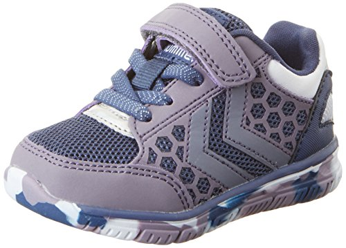 Hummel Crosslite Infant, Chaussures de Fitness Mixte Enfant Gris (Gray Ridge)