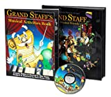 Grand Staff & His Musical Friends complete set: An Introduction to Music for All Ages!