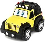 Bburago Maisto France - 81201 - Véhicule bébé Jeep Son et Lumière - Jeep Wrangler