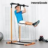 InnovaGoods ig811464Station de dominadas et Fitness, Mixte Adulte, Noir, Taille...