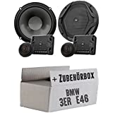 Audio System X Ion 165 E46 Koaxiallautsprecher Fürs Elektronik