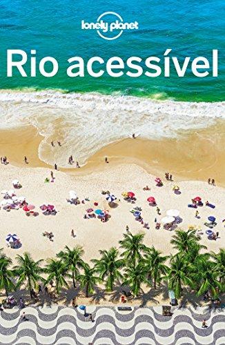Rio acessível (Portuguese Edition) por Lonely Planet
