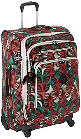 Kipling - YOURI SPIN 68 - 71 Litres - Trolley - Tropic Palm CT - (Multi-couleur)
