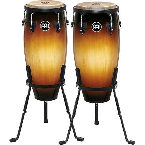 'Meinl Percussion hc555ma Headliner Series Conga in legno, diametro 27,94cm (11) Maple, Vintage sunburst - Maple Sunburst