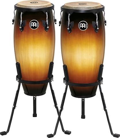 Meinl Percussion HC555NT Headliner Series Paire de congas en bois Ø 25,4 cm (10