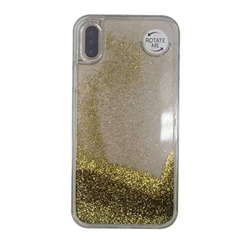 ONN onb17wi040 Gold Cascade Fall für iPhone X - Cascade Gel