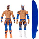 WWE Sin Cara and Kalisto Figure by Mattel