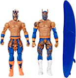 WWE Sin Cara and Kalisto Figure 2 Pack