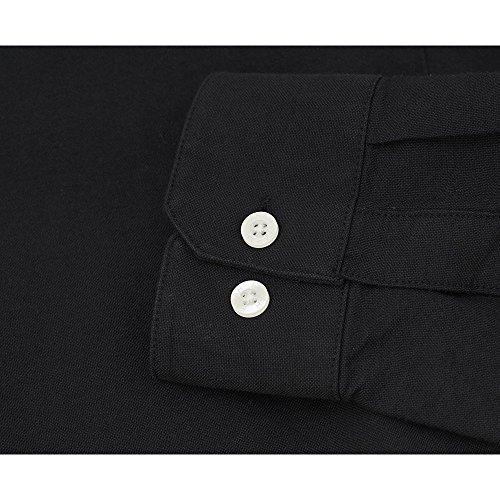 Farah Vintage BREWER - Chemise casual - Manches longues - Homme Black