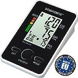 DIAGNOSTIC DM-200 IHB Vollautomatischer Digital-Oberarm-Blutdruckmonitor mit unregelmäßigem Herzschlag-Indikator
