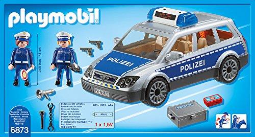 PLAYMOBIL 6873 – Polizei-Einsatzwagen - 3