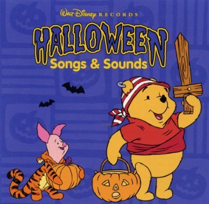 Halloween Songs & Sounds - Walt Disney (1997-08-02)