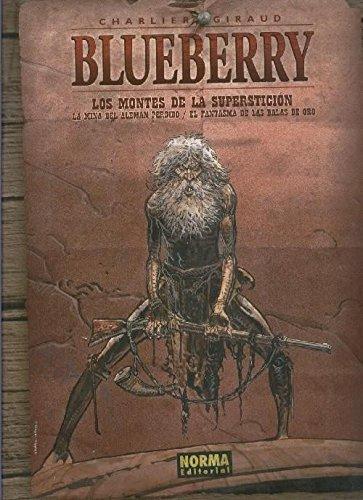 El Teniente Blueberry volumen 43: especial La pelicula