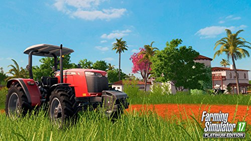 Farming Simulator 17 Platinum Edition screenshot