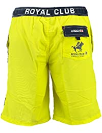 Geographical Norway–Geographical Norway Swimsuit Quatar Men Yellow