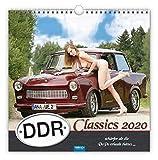 """Erotikkalender """"DDR-Classics"""" 2020: Schärfer als die VoPo erlaubt (hätte)..."""