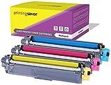 Printing Saver TN-245 CYAN (1) MAGENTA (1) GELB (1) Toner kompatibel für BROTHER HL-3140CW, HL-3142CW, HL-3150CDW, HL-3152CDW, HL-3170CDW, HL-3172CDW, DCP-9015CDW, DCP-9020CDW, MFC-9130CW, MFC-9140CDN, MFC-9330CDW, MFC-9340CDW