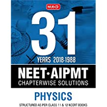 31 Years NEET-AIPMT Chapterwise Solutions - Physics