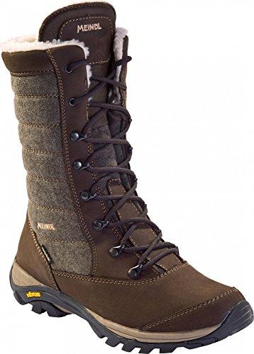 Gtx Womens Boot (Meindl Fontanella Lady GTX Größe UK 9 braun/Loden)