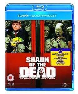 Shaun of the Dead [Blu-ray] [2004]