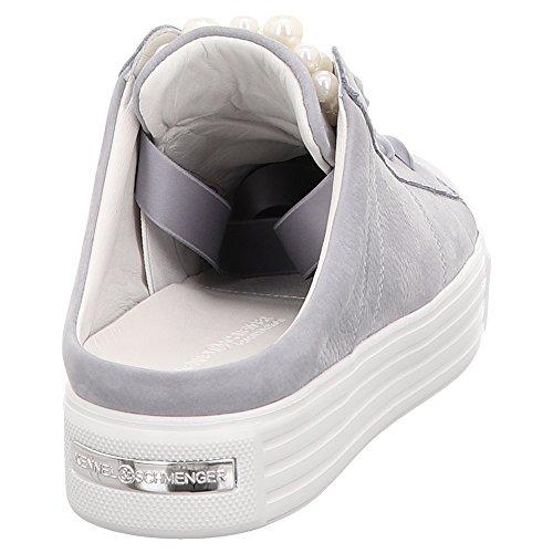 Kennel & Schmenger Sneaker Donna Grigio Grau Grau