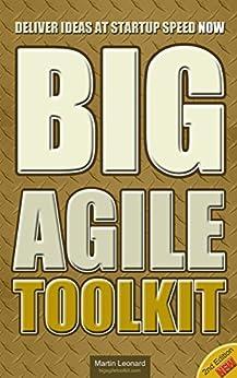 Big Agile Toolkit by [Leonard, Martin]