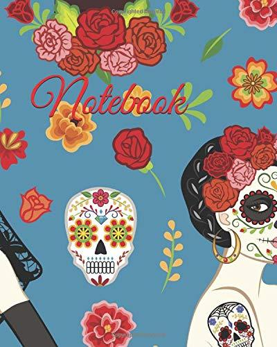 Notebook: Día de los Muertos (Notebooks, Band 1) -