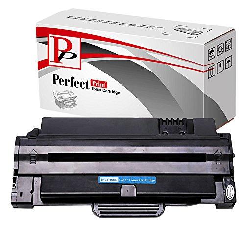 PerfectPrint kompatibel Samsung MLT105L Toner für ML-1910ML-1915ML-2525ML-2525W ML-2580N SCX-4600SCX-4623F scx-4623gn SF-650(MLT-D1052L) ML1910ML1915ML2525ML2525W...
