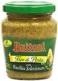 Buitoni Fiori di Pesto Pesto mit Basilikum sauce Soße 150g italien