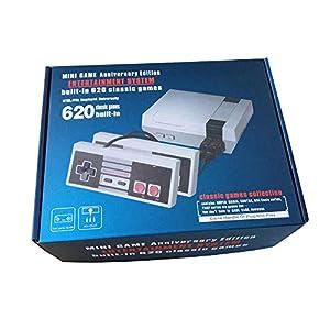 Retro Mini TV Spielekonsole Eingebaute 620 Klassische Verschiedene Versionen Des Spiels