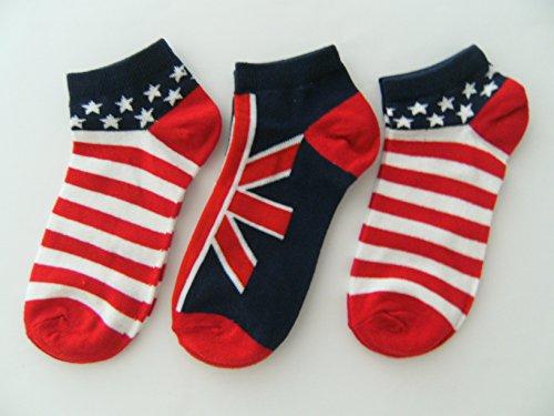 3 Paar Sneaker Socken