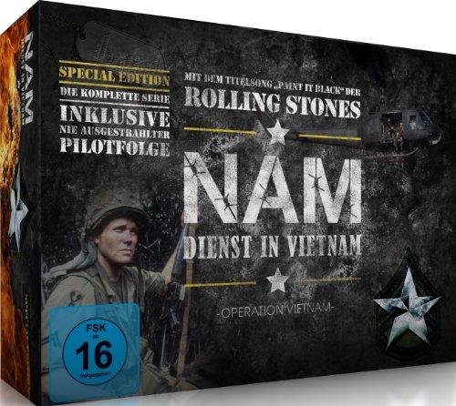NAM: Dienst in Vietnam - Komplettbox [Special Edition] [24 DVDs]