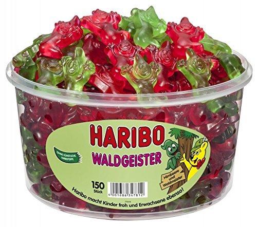 Haribo Waldgeister, Caramelle Gommose, Fantasmini