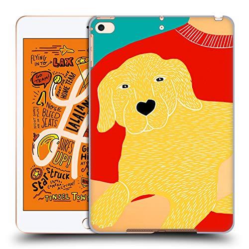 Head Case Designs Offizielle Stephen Huneck Heilen Sie EIN Defektes Herz Lieblingshund Harte Rueckseiten Huelle kompatibel mit iPad Mini (2019) - Heilen Herz