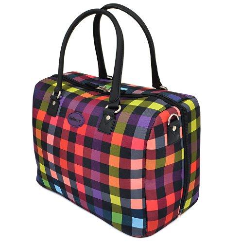 Highbury-Borsa da viaggio con telaio leggero-Multi Box multi coloured 9