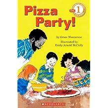 Pizza Party (Turtleback School & Library Binding Edition) (Hello Reader! Level 1 (Prebound)) by Grace Maccarone (1994-05-01)