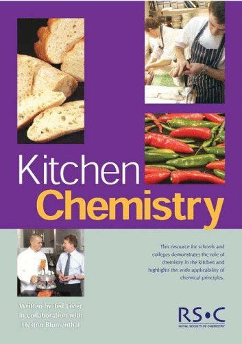Kitchen Chemistry [With CDROM] by Ted Lister (16-Jul-2010) Paperback