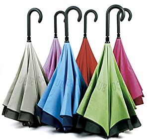Por fin un paraguas que