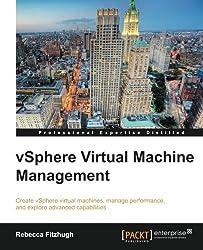 vSphere Virtual Machine Management