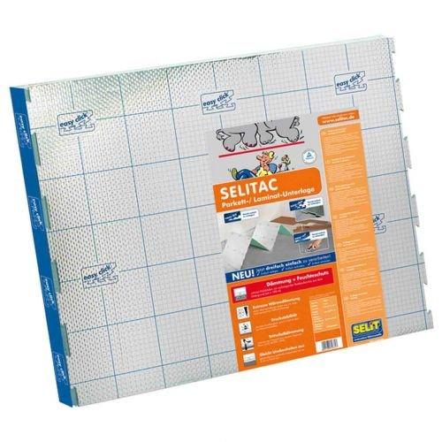 Selitac 2,2mm AquaStop Faltplatte 1,20 x 11,5m