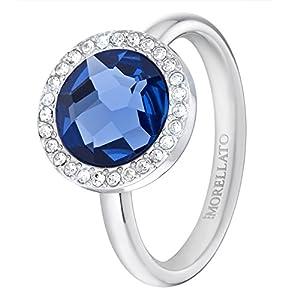 Morellato Damen-Ring Essenza Versilbert SAGX15014