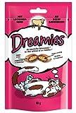 Dreamies Katzensnack mit Rind 6x60g