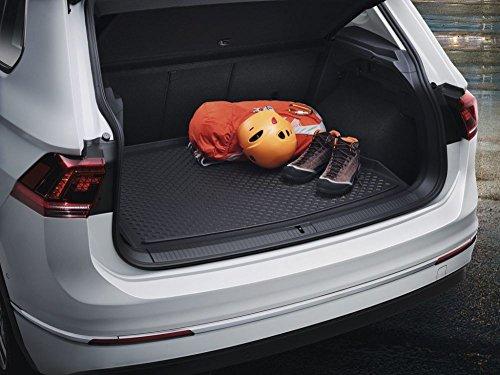 Preisvergleich Produktbild VW Original Gepäckraumeinlage für Tiguan mit variablem Ladeboden MQB ab Bj. 2016