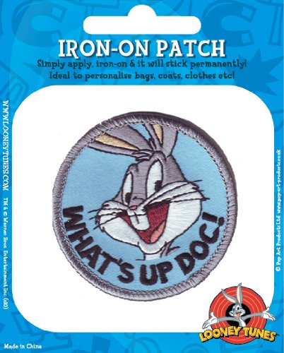 looney-tunes-patch-thermocollant-bugs-bunny-what-s-up-doc