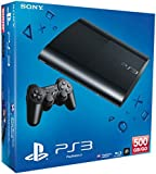 PlayStation 3 - Konsole Super Slim 500 GB (inkl. DualShock 3 Wireless Controller)