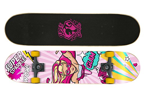 Barbie Skateboard Super, 990077