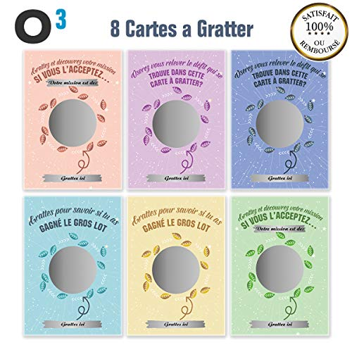 O³ Carte a Gratter Annonce Grossesse   Ticket a Gratter grossesse   Annonce Grossesse mamie, papy,...