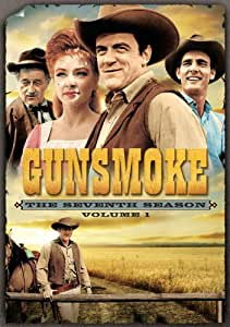 Gunsmoke: Seventh Season 1 [DVD] [1961] [Region 1] [US Import] [NTSC]