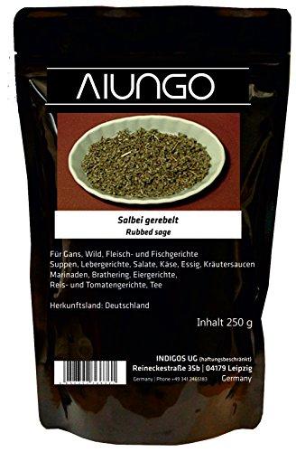 Viungo® Goldline - Salbei gerebelt - 250g -