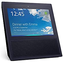 Certified Refurbished Echo Show (Previous Generation - 1st Gen)  - Black